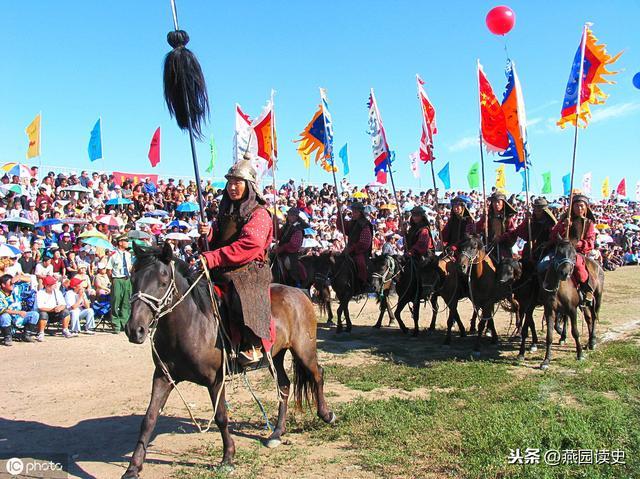 清朝對蒙古的統治策略——一勞永逸,釜底抽薪