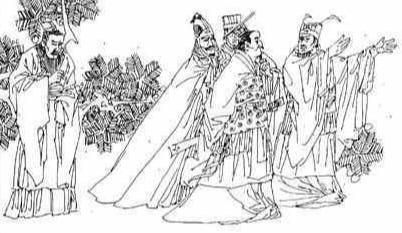 一場八年六卿混戰過后,晉國霸業就再難找回,是五百衛人惹的禍?