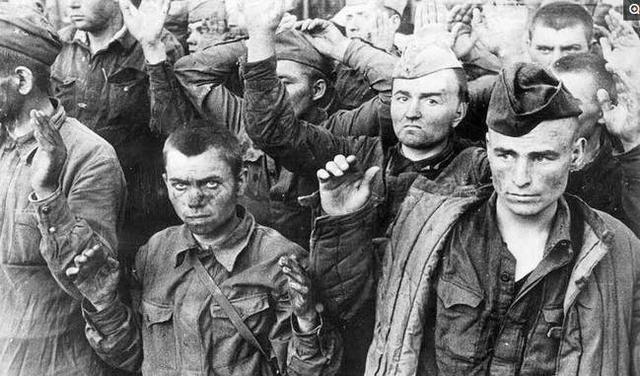 蘇德戰爭中令人十分震撼的老照片