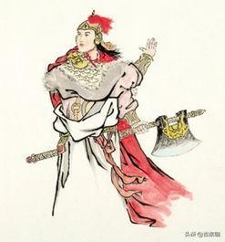 歷史上最厲害的皇后,戰功累累,文武雙全,武器更是驚艷