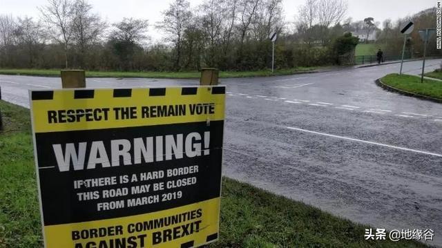 北愛爾蘭為什么會主動留在英國?4542字 l 地緣谷