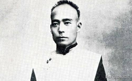 此人說:漢族與日本民族同種同文,應聯合起來,驅逐滿清到境外去