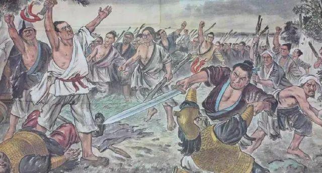 世人皆知陈胜兵败被杀,却甚少有人知道吴广的下场!比陈胜还惨
