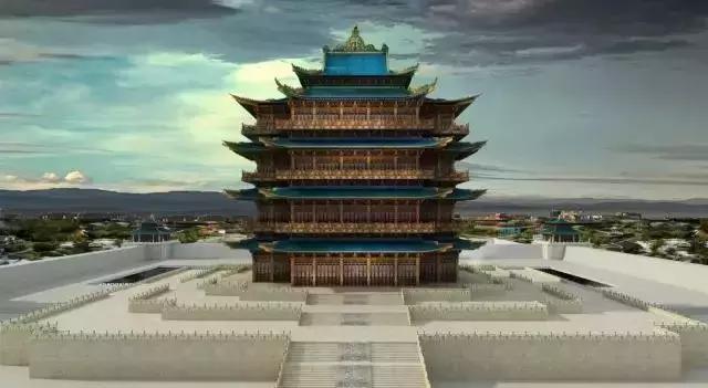 蒙元帝國四大首都 你都知道嗎?