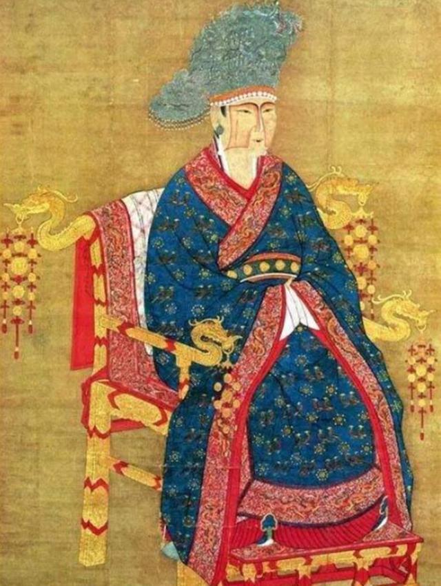 """歷史上最強的帝王""""模范夫妻"""",晚年的時候,竟然也是狀況頻出"""
