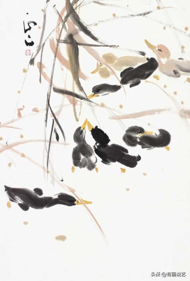 為避日本兵,他和姐妹們躲進山里,8旬老畫家回憶:終身難忘