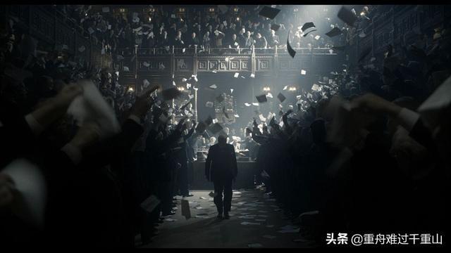 《至暗時刻》曾經在大宋上演,跨越古今中外,英雄的選擇如此類似