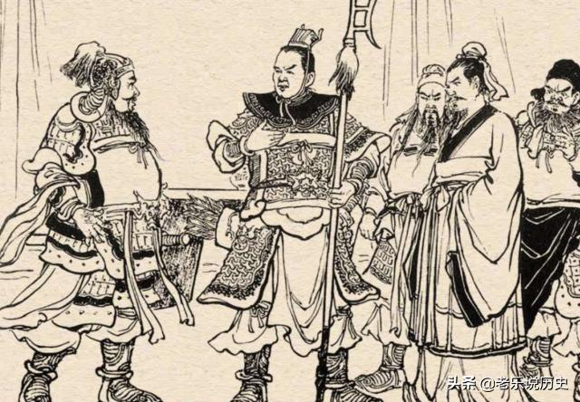 三國演義最二武將:效力二帝,使二郎兵器,勇斗二君侯,二乎上當