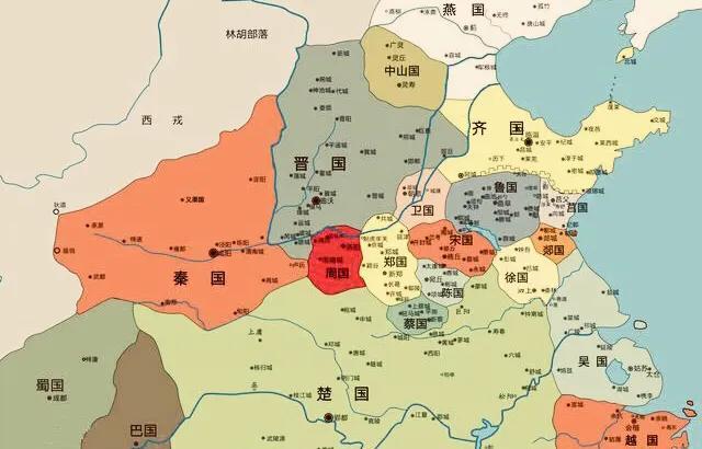 春秋戰國史:真正的春秋五霸應該是誰?哪一種說法更靠譜?