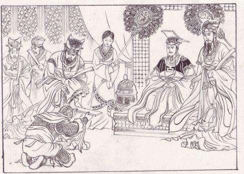 拒齊桓公辱宋襄公助晉文公,楚成王是當之無愧的南方霸主