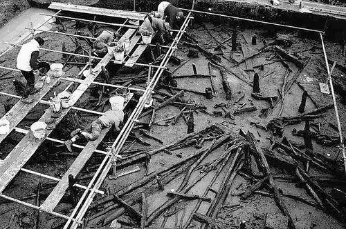 """英國""""龐貝古城"""",展示史前人類的日常生活"""