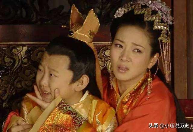 貴妃將密詔取出,卻發現已經被蛀蟲咬壞,皇帝苦笑:天意如此