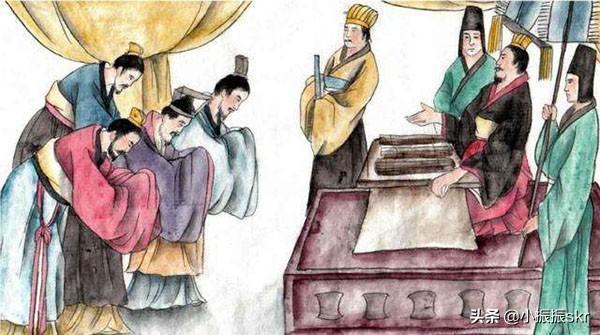 從分封土地到發放糧錢,解讀古代官吏的工資史