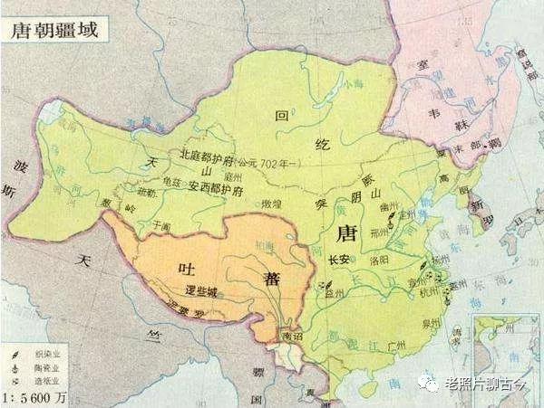 為什么中國人這么懷念唐朝,以唐朝為榮?